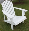 Painted Hardwood Adirondack Chair